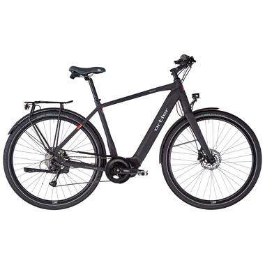 Vélo de Voyage Électrique ORTLER MUNICH 7000 INTUBE DIAMANT Noir 2020